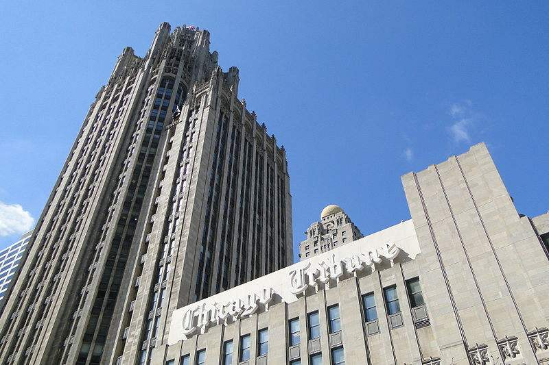 Tribune Tower (source)